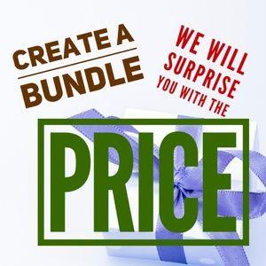 Create a Bundle Save $$$